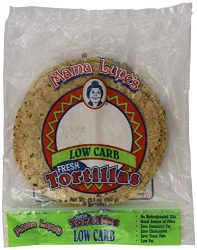 Mama Lupe Low Carb Tortillas – Pack of Three